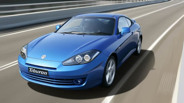 Used Hyundai Tiburon 2002 2010 Review Carsguide