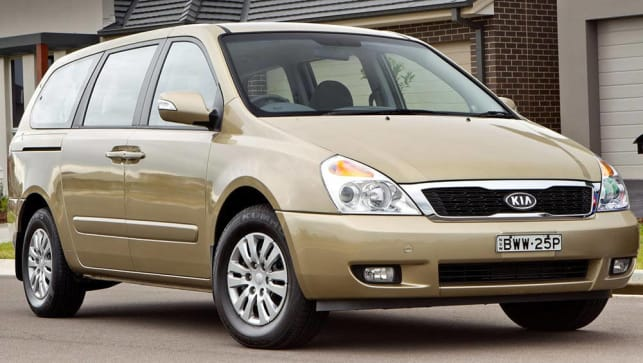 2003 Kia Carnival Reviews Carsguide