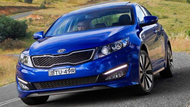 Used Kia Optima Review: 2011 2014