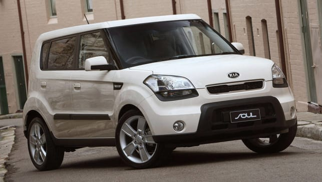 Used Kia Soul Review: 2009 2015