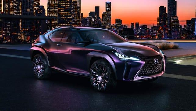Lexus Suv Carsguide