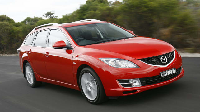 Used Mazda 6 Review: 2002 2012