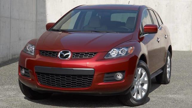 Used Mazda CX 7 Review: 2006 2012