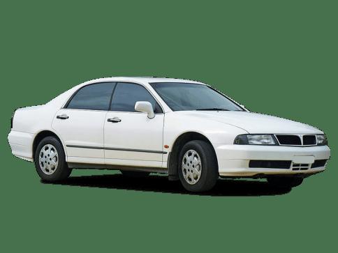 Mitsubishi magna specs