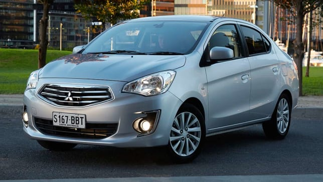 2014 mitsubishi mirage sedan review first drive