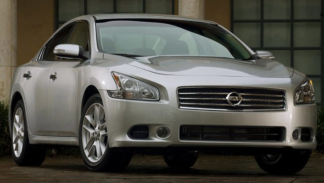 Used Nissan Maxima Review: 2000 2014