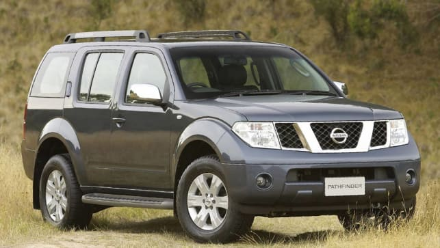 Used Nissan Pathfinder Review: 2005 2015