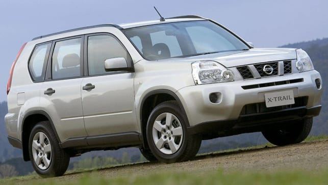 Used Nissan X Trail Review: 2007 2012