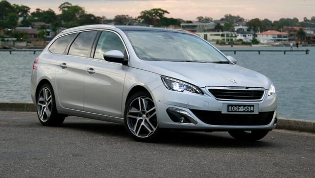 peugeot 308 touring 2017 review carsguide. Black Bedroom Furniture Sets. Home Design Ideas