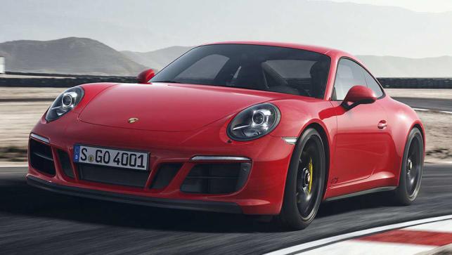 Porsche 911 GTS 2017   new car sales price
