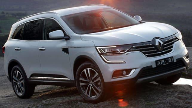 Renault Koleos Intens Review Carsguide