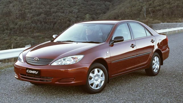 Used Toyota Camry And Aurion Review: 1999 2016
