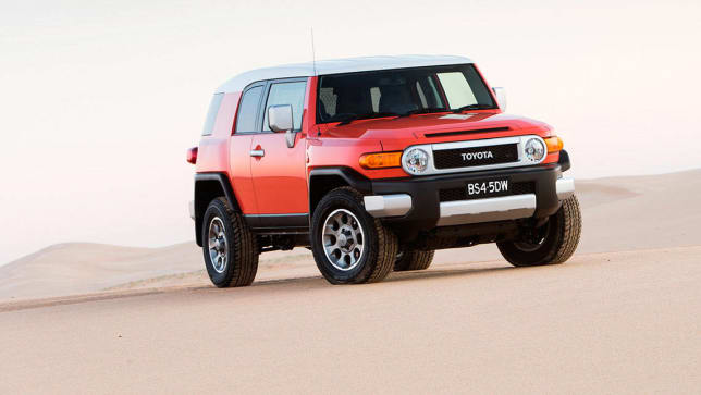 Toyota FJ Cruiser 2014 Review