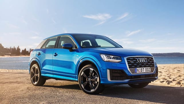 audi q2 2 0 tdi 2017 review snapshot carsguide. Black Bedroom Furniture Sets. Home Design Ideas