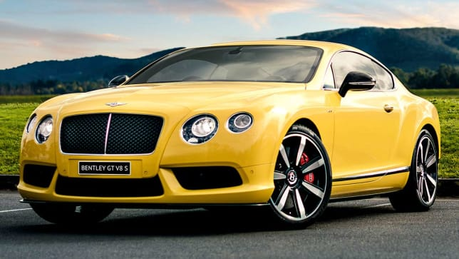 Bentley Continental GT V8 S 2015 Review | CarsGuide