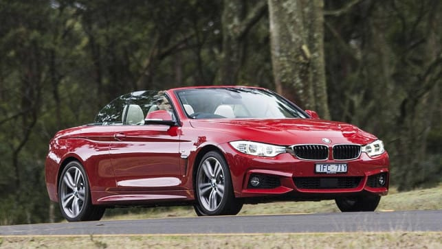Bmw 440i Convertible 2016 Review Carsguide