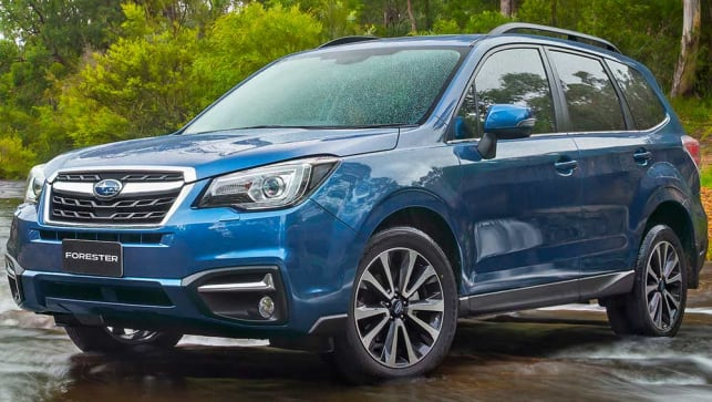 Subaru Forester 2016 review | CarsGuide