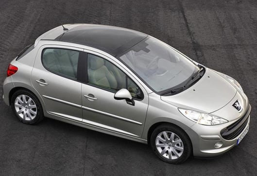 peugeot 207 used review 2007 2010 carsguide. Black Bedroom Furniture Sets. Home Design Ideas