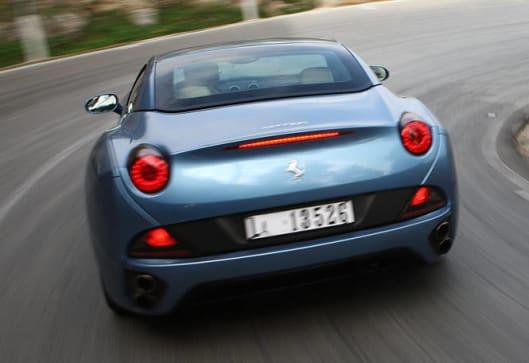 Ferrari California 2009 Review Carsguide