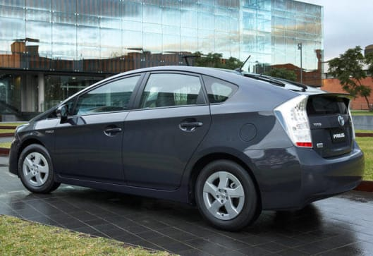 toyota prius 2010 review carsguide. Black Bedroom Furniture Sets. Home Design Ideas