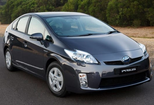 Toyota Prius 2010 Review