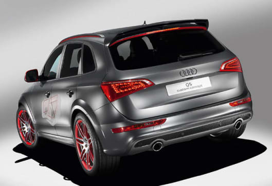 Audi Rs Q5 >> Is Audi Q5 Concept The Rsq5 Car News Carsguide