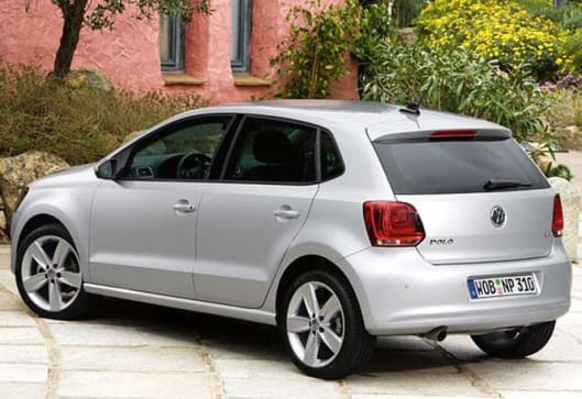volkswagen polo 2009 review carsguide. Black Bedroom Furniture Sets. Home Design Ideas