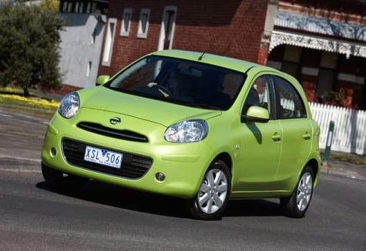 nissan micra used review 2010 2011 carsguide. Black Bedroom Furniture Sets. Home Design Ideas