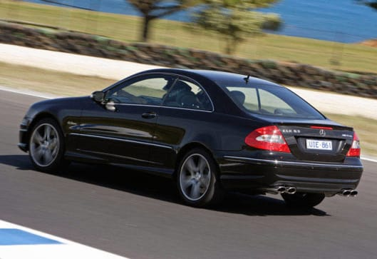 Mercedes Benz Clk63 2009 Review Carsguide