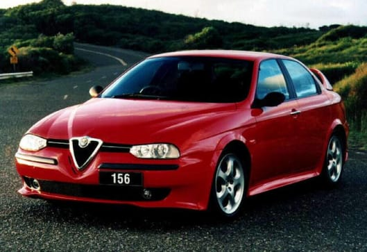 used alfa romeo 156 1999 2002 review carsguide. Black Bedroom Furniture Sets. Home Design Ideas