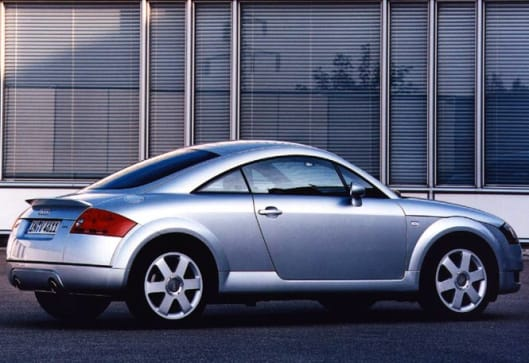 used car review audi tt coupe 1999 2003 carsguide. Black Bedroom Furniture Sets. Home Design Ideas