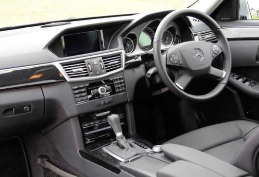 Coty 2010 Finalist Mercedes Benz E Class Car News