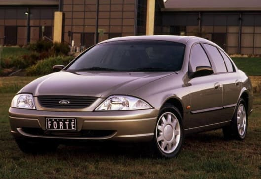 used ford falcon au review 1998 2000 carsguide. Cars Review. Best American Auto & Cars Review