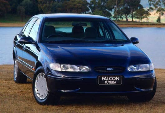 Used Car Review Ford Falcon El 1996