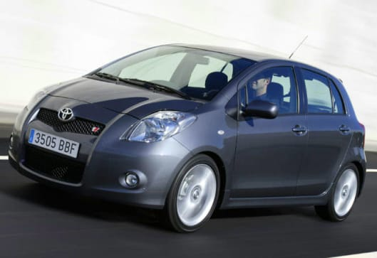 toyota yaris 2009 review carsguide. Black Bedroom Furniture Sets. Home Design Ideas