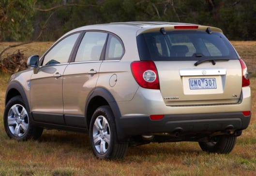 holden captiva 2008 review carsguide