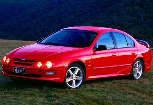 Used Car Review Ford Falcon Au Xr6 1998