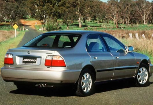 Used honda accord 1993 1997 review carsguide for Used car commercial 1996 honda accord