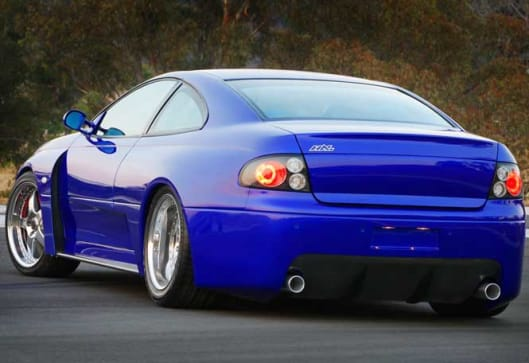 Monaro From Hal Stars At Melbourne Show Car News Carsguide