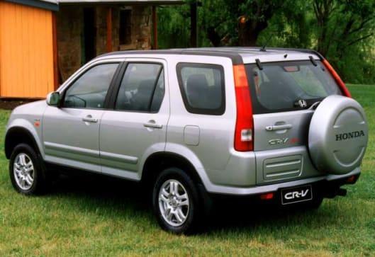 used car review honda cr