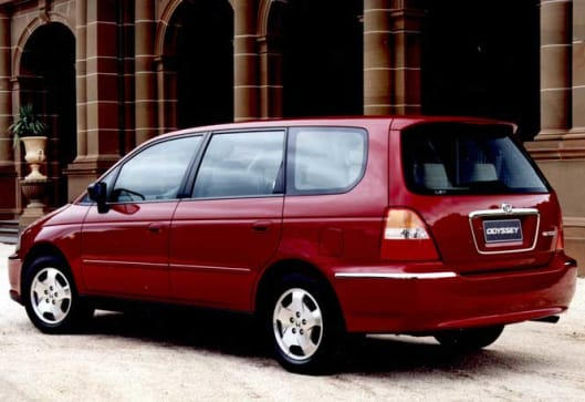 Used Car Review Honda Odyssey 1995 2000 Carsguide