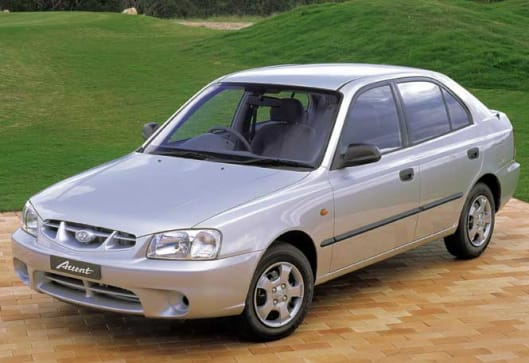 Used Hyundai Accent 2000