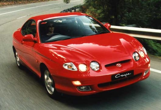 used car review hyundai coupe 1996 1999 buyers guide carsguide. Black Bedroom Furniture Sets. Home Design Ideas