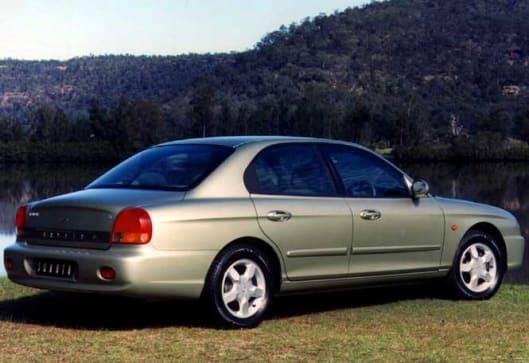 Hyundai Sonata on 1999 Hyundai Sonata