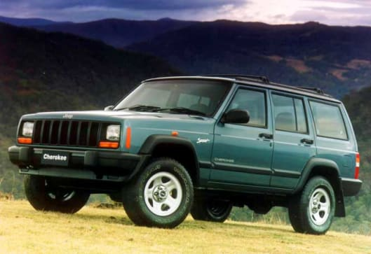 used car review jeep cherokee 1994 2001 carsguide. Black Bedroom Furniture Sets. Home Design Ideas