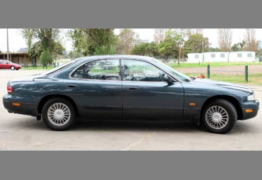 Pollard Used Cars >> Used car review Mazda 929 1991-1996 buyers guide | CarsGuide