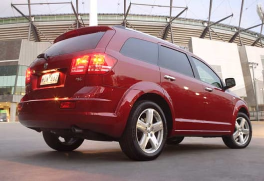 Dodge Journey 2009 Review Carsguide