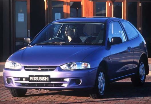 used car review mitsubishi mirage 1996 2003 carsguide. Black Bedroom Furniture Sets. Home Design Ideas
