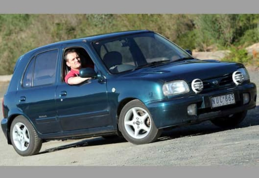 used car review nissan micra 1995 1998 carsguide. Black Bedroom Furniture Sets. Home Design Ideas