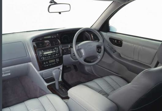 used car review toyota avalon 2000 2003 carsguide. Black Bedroom Furniture Sets. Home Design Ideas